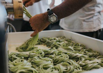 Balboa Italian Restaurant Palm Beach, Handmade Pasta. Photography by Hayley Williamson