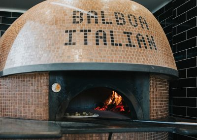 Balboa Italian Restaurant Palm Beach Gold Coast Gallery Photos by Hayley Williamson Photography
