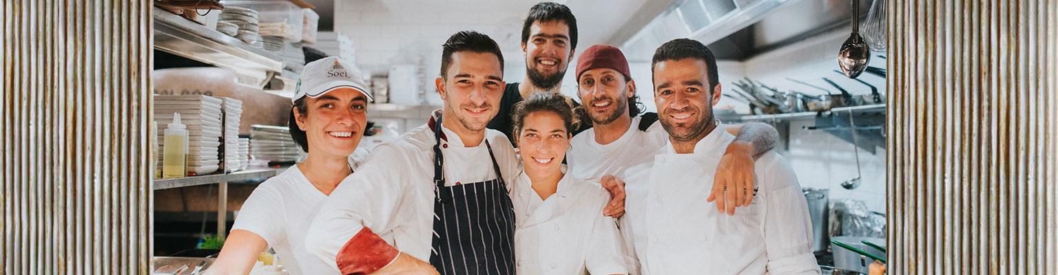 Balboa Italian Restaurant Palm Beach Gold Coast employment jobs work application
